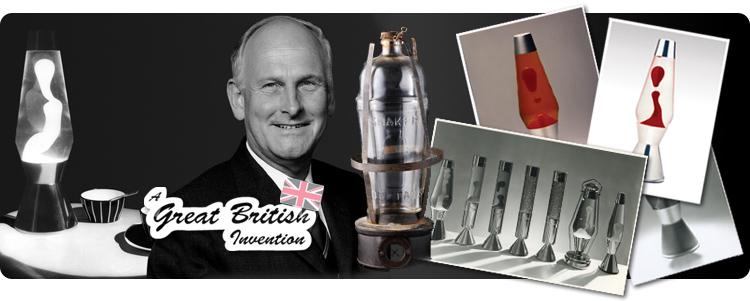 Изобретатель лава-лампы Эдвард Крэйвен Уолкер.