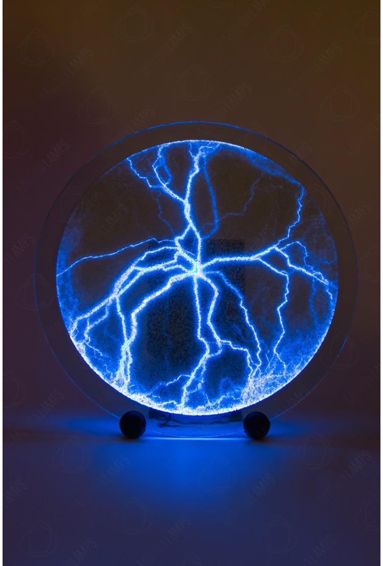 Электрический плазменный диск Тесла Alive Vortex XXL 40см