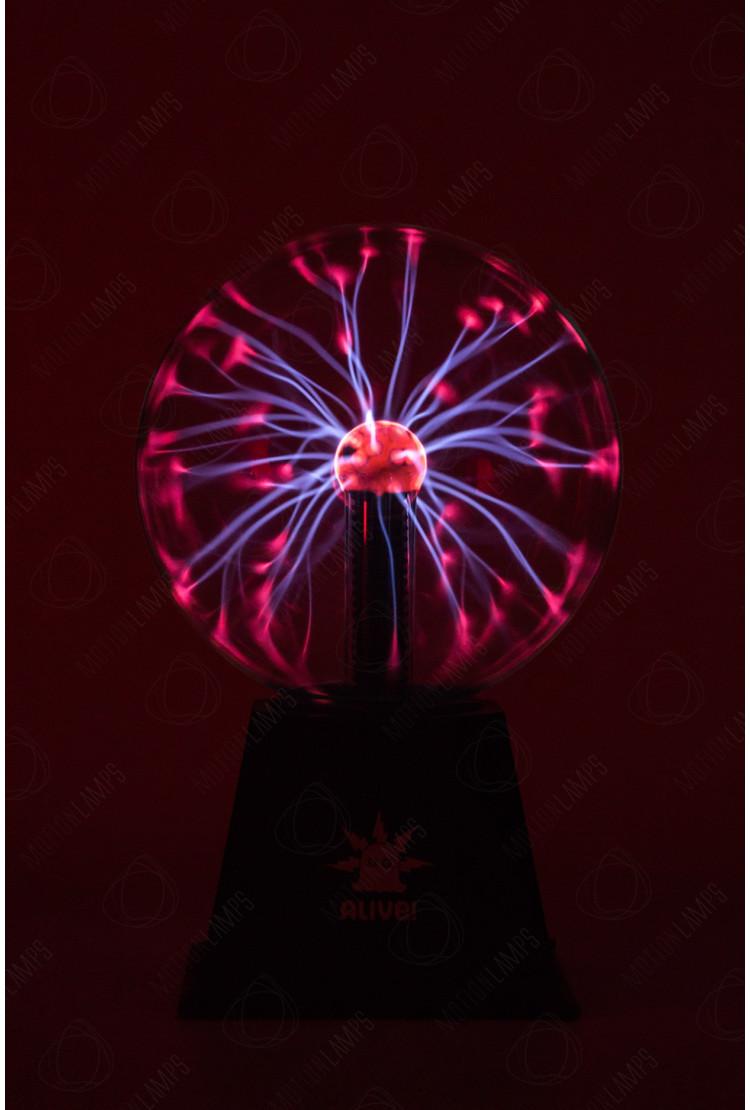 Электрический плазменный шар Тесла Alive Plasma L 15см