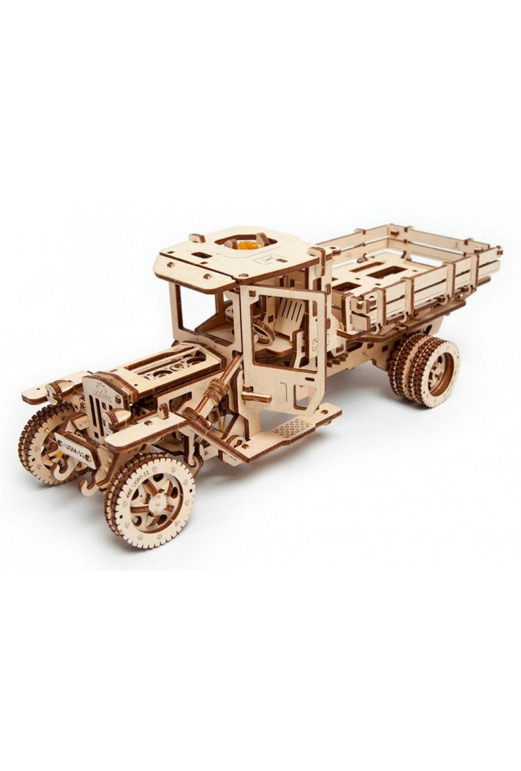 Сборная модель Ugears Грузовик UGM-11 (34x14x13 см)