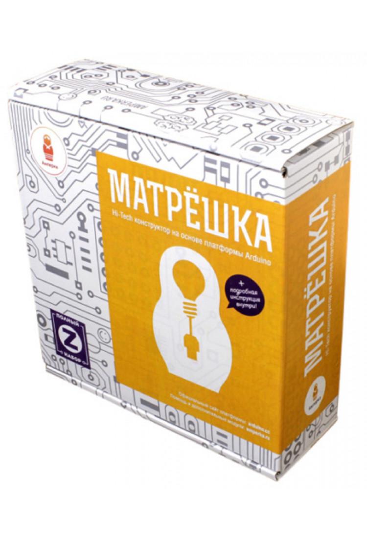 Образовательный конструктор Матрешка Z (Iskra)