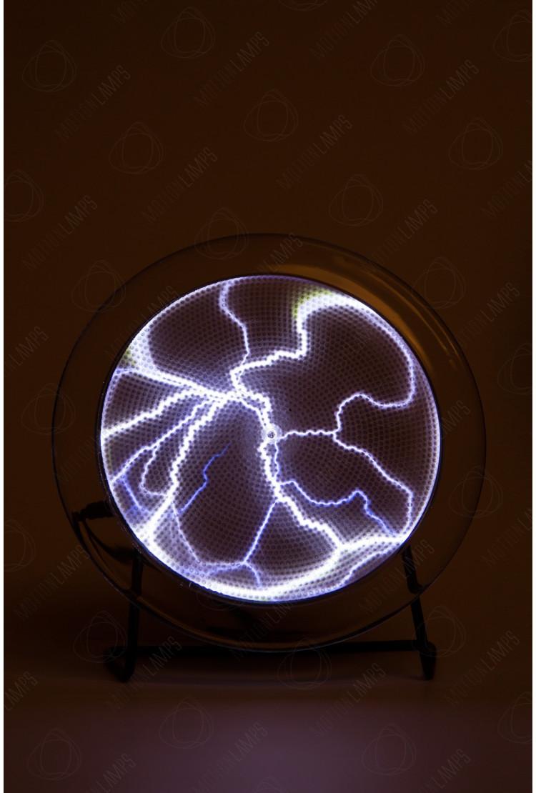 Электрический плазменный диск Тесла Белый D - 15см