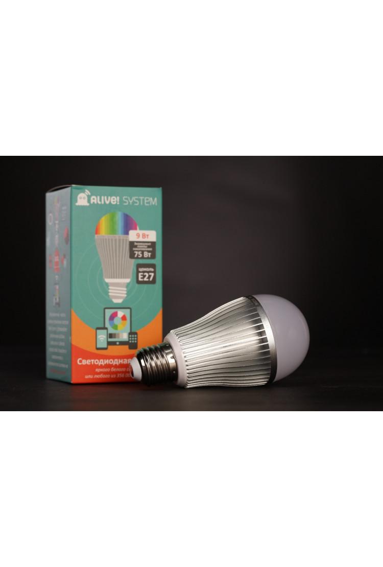Светодиодная умная лампа Alive! System 1.0 (Led)