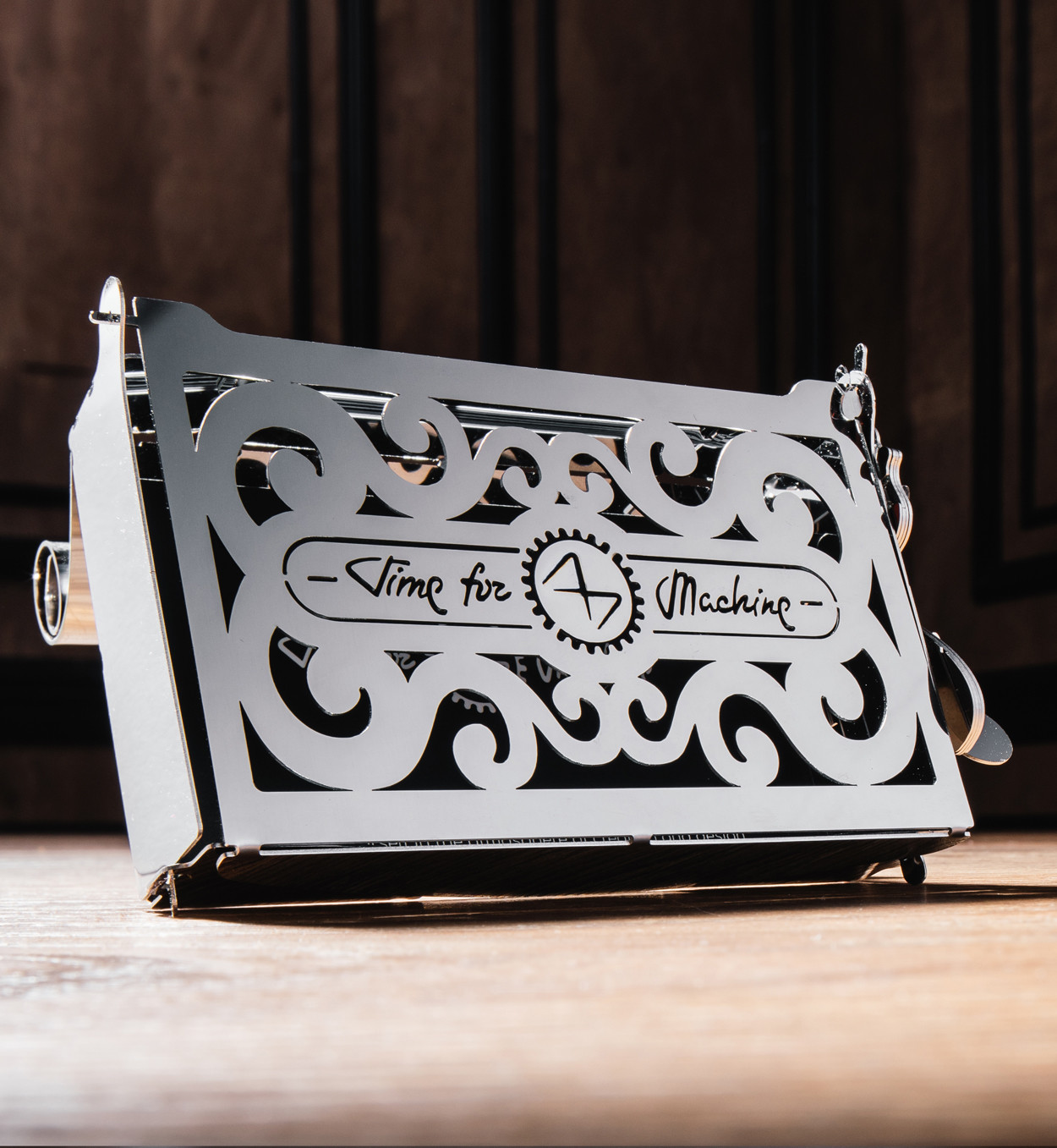 Металлический конструктор TimeForMachine Perfecto Card Case