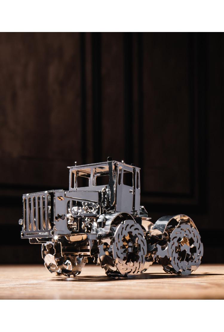 Металлический конструктор TimeForMachine Hot Tractor