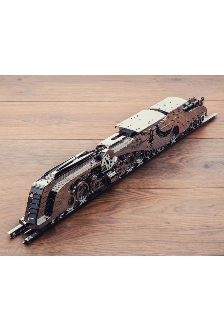 Металлический конструктор TimeForMachine Dazzling Steamliner