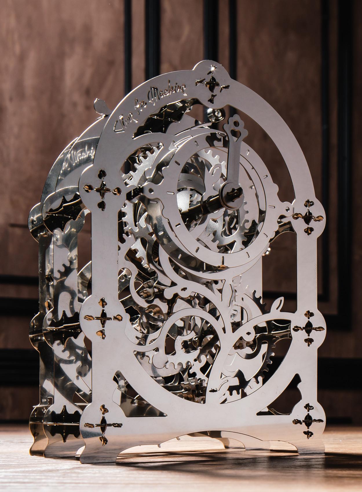 Металлический конструктор Time4Machine Mysterious Timer 2