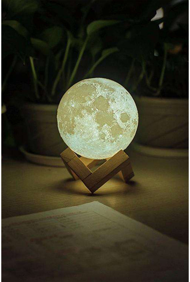 Ночник луна 7 см