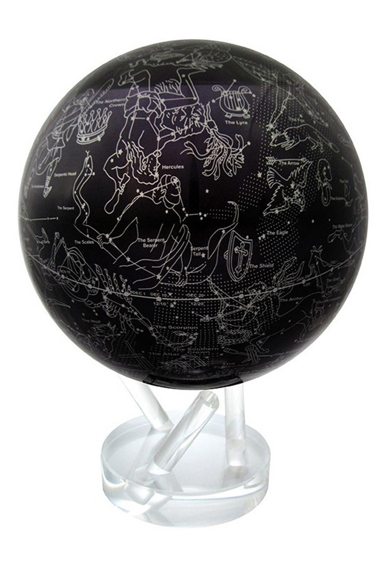 Глобус самовращающийся MOVA GLOBE d22 см  ЗВЕЗДНОЕ НЕБО