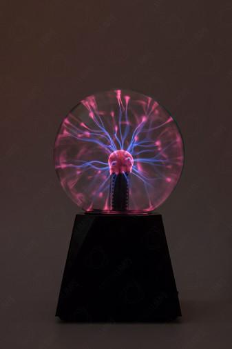 Светильник магический плазменный шар (D - 12см)