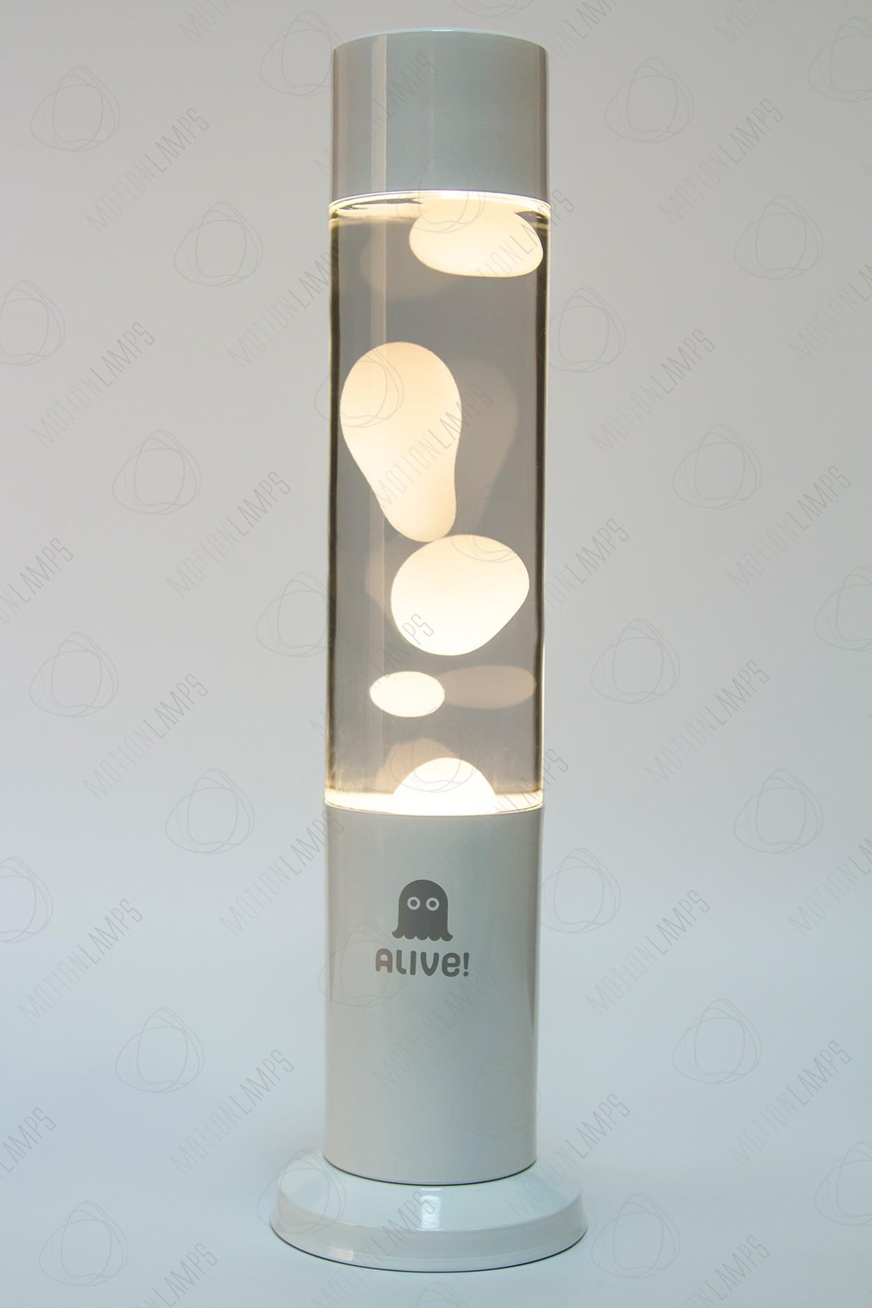 Лава-лампа 38см Tube Nano (Alive)