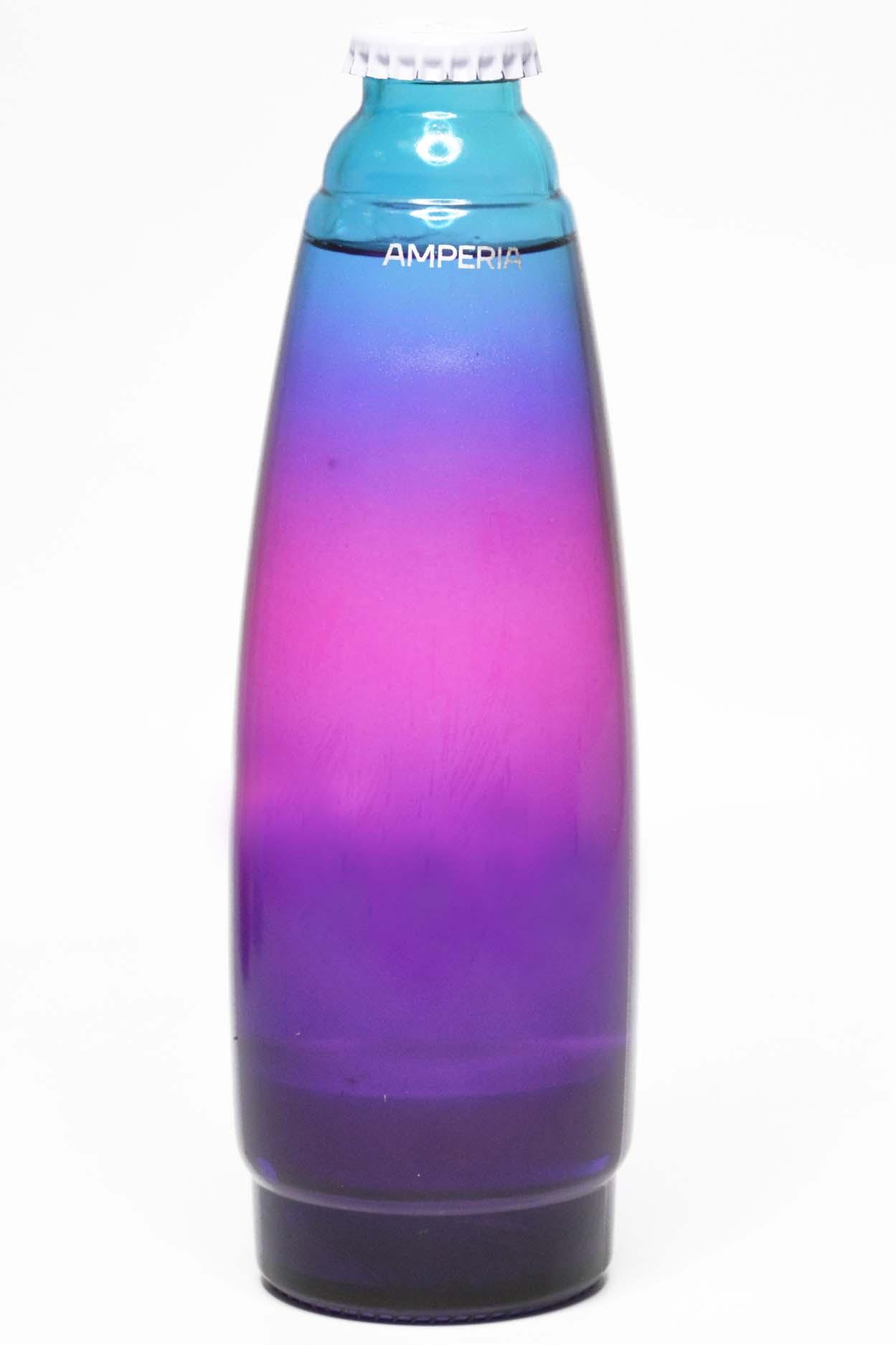 Колба Amperia для лава-лампы 35 см Rainbow  (19*5,5)
