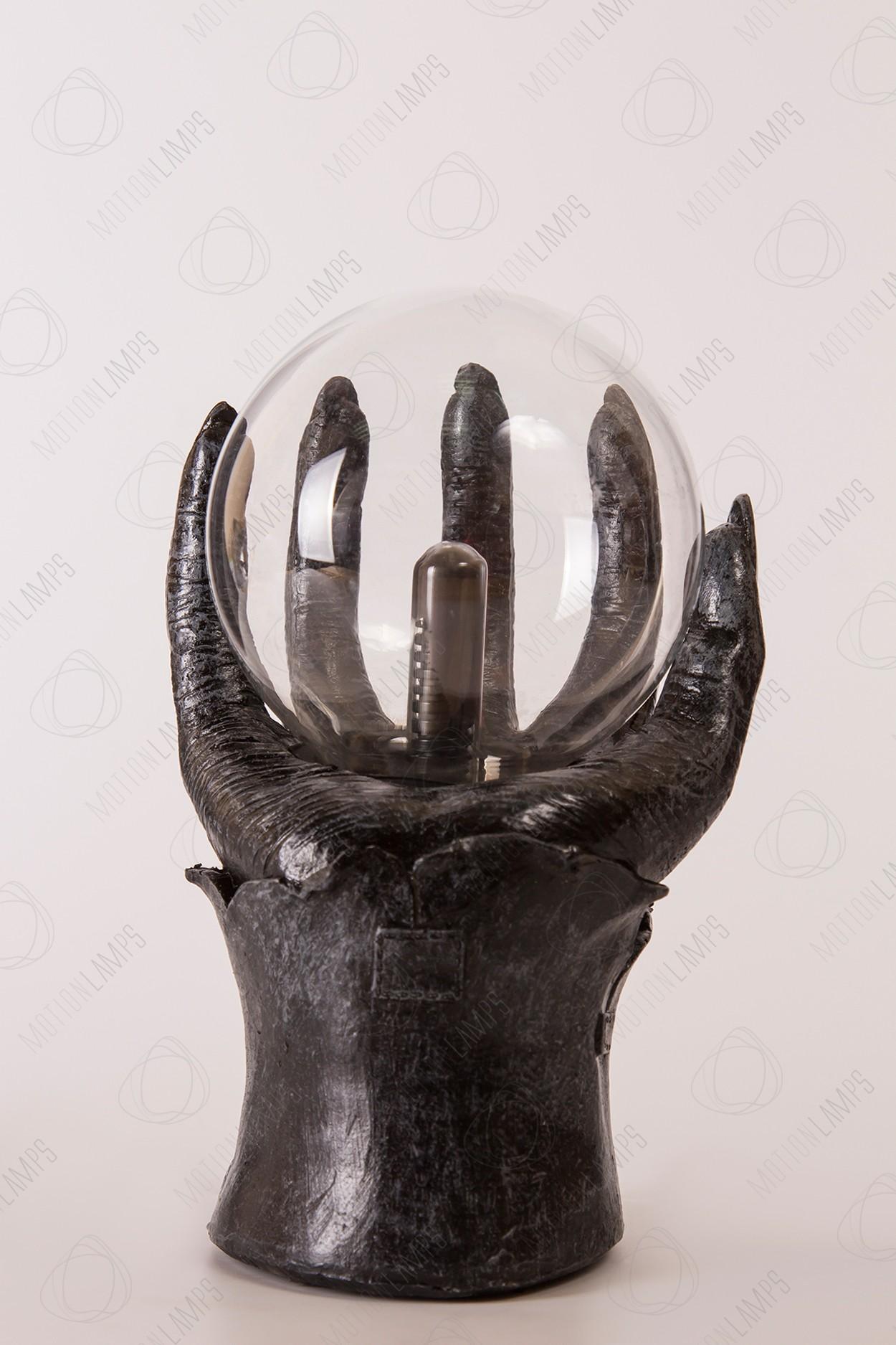 Электрический плазменный шар Тесла Рука (D - 8см)