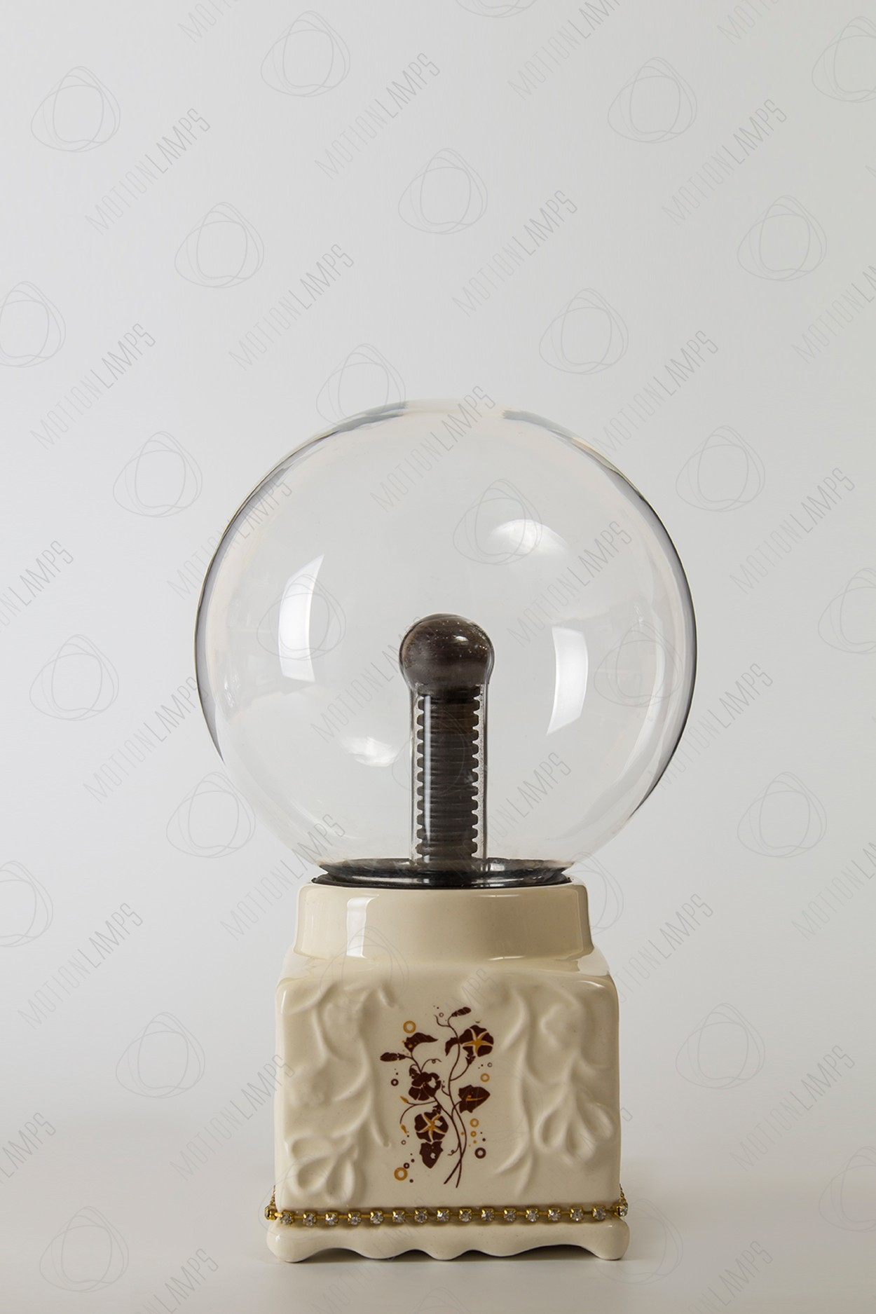 Керамический плазменный шар Тесла Cube (D -12см)