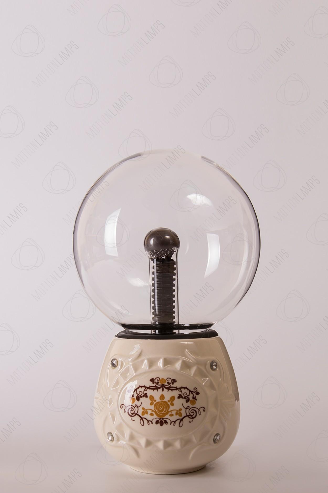 Керамический плазменный шар Тесла Round (D -12см)