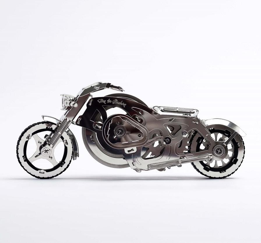 Металлический конструктор TimeForMachine Chrome Rider