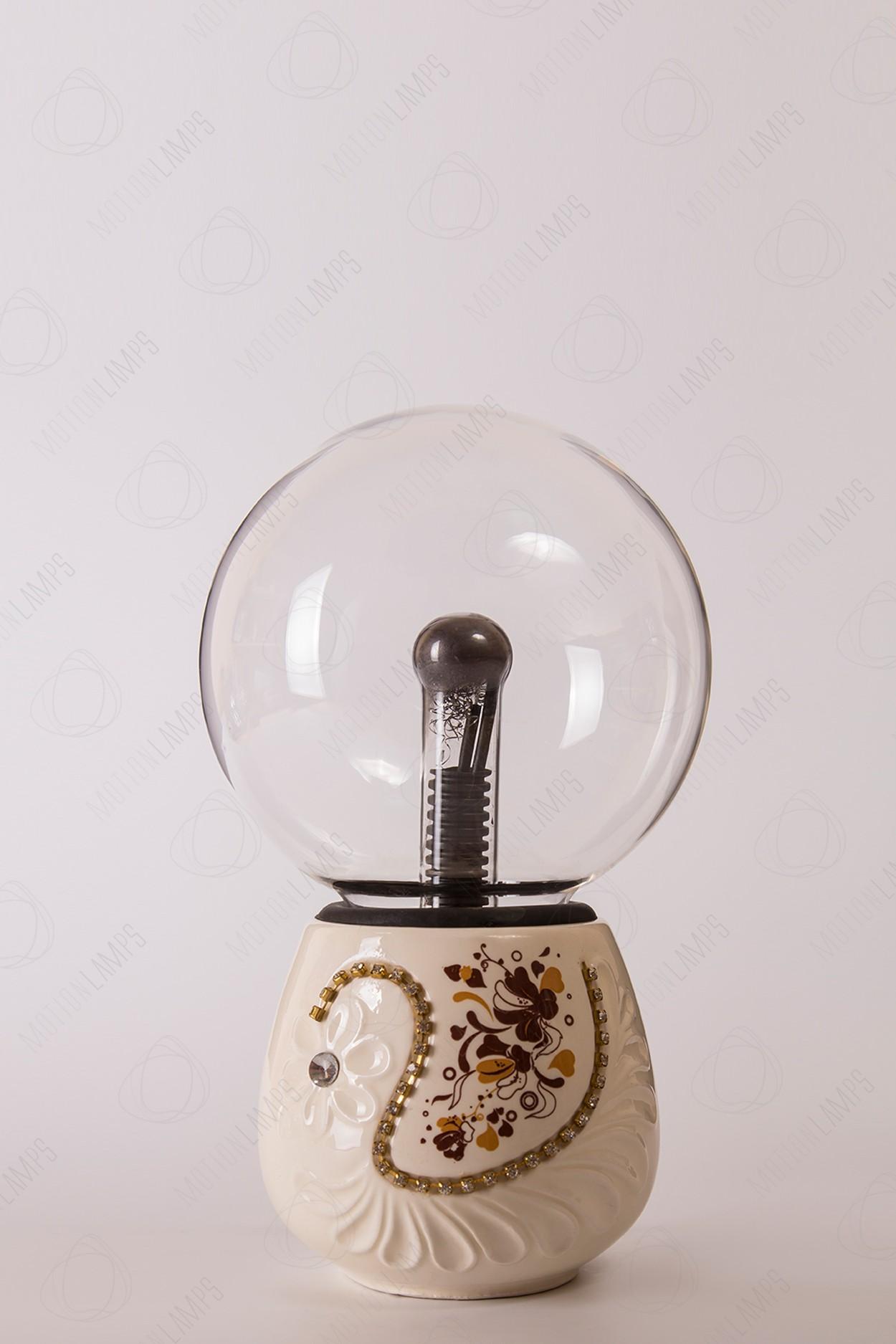 Керамический плазменный шар Тесла Curve (D -12см)