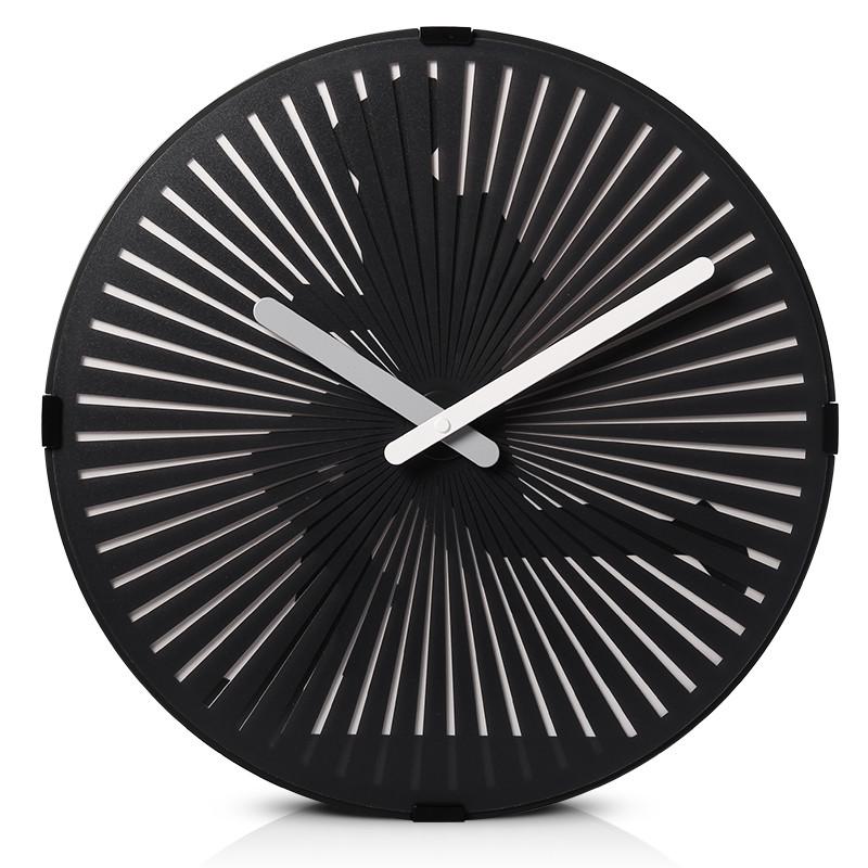 Анимационные часы в интерьер Бегущий человек (D30х6 см)