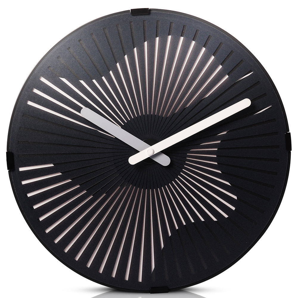 Настенные Анимационные часы Гитара (D30х6 см)