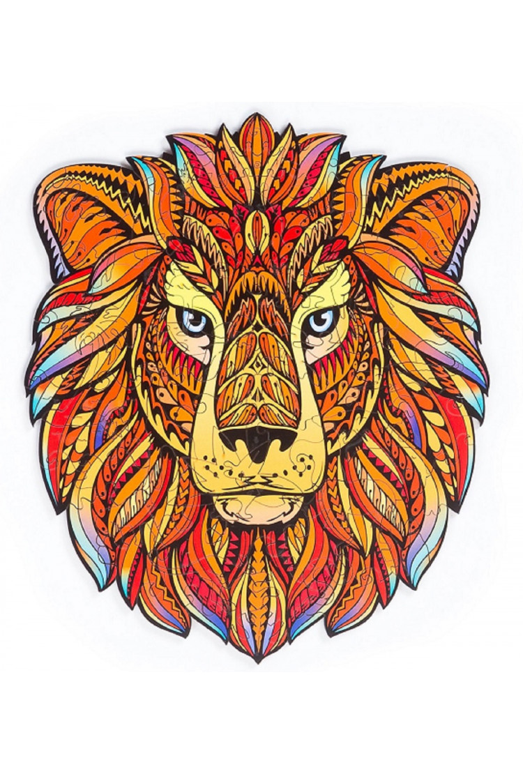 Пазл «Король лев» размер M, 131 детали