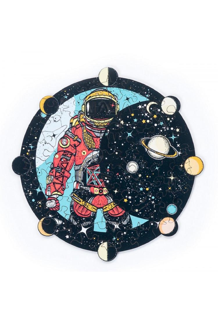 Пазл «Космическая история» размер S, 95 деталей