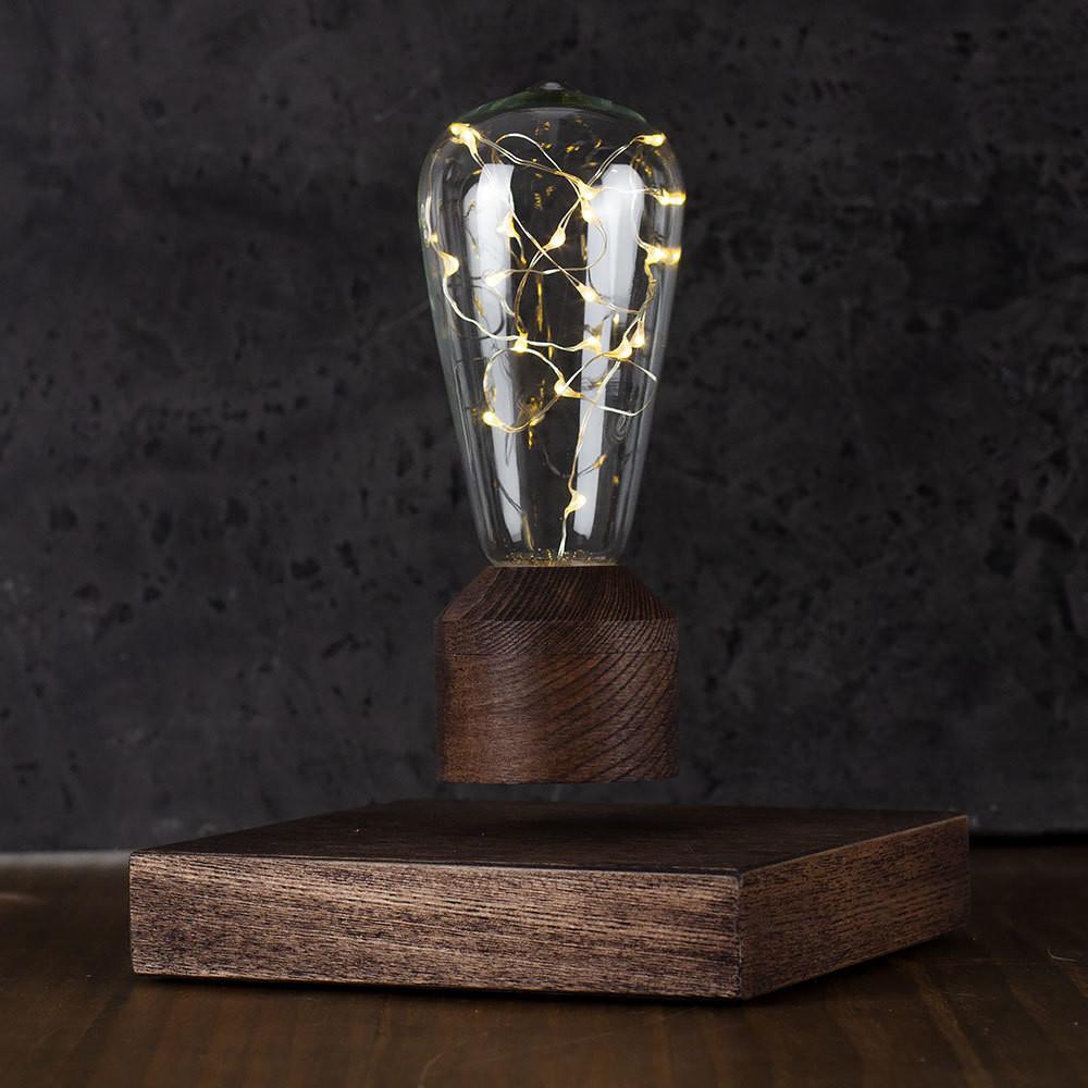 Левитирующая лампочка Levitera Lumen (Венге)