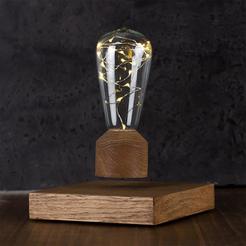 Левитирующая лампочка Levitera Lumen (Темный)
