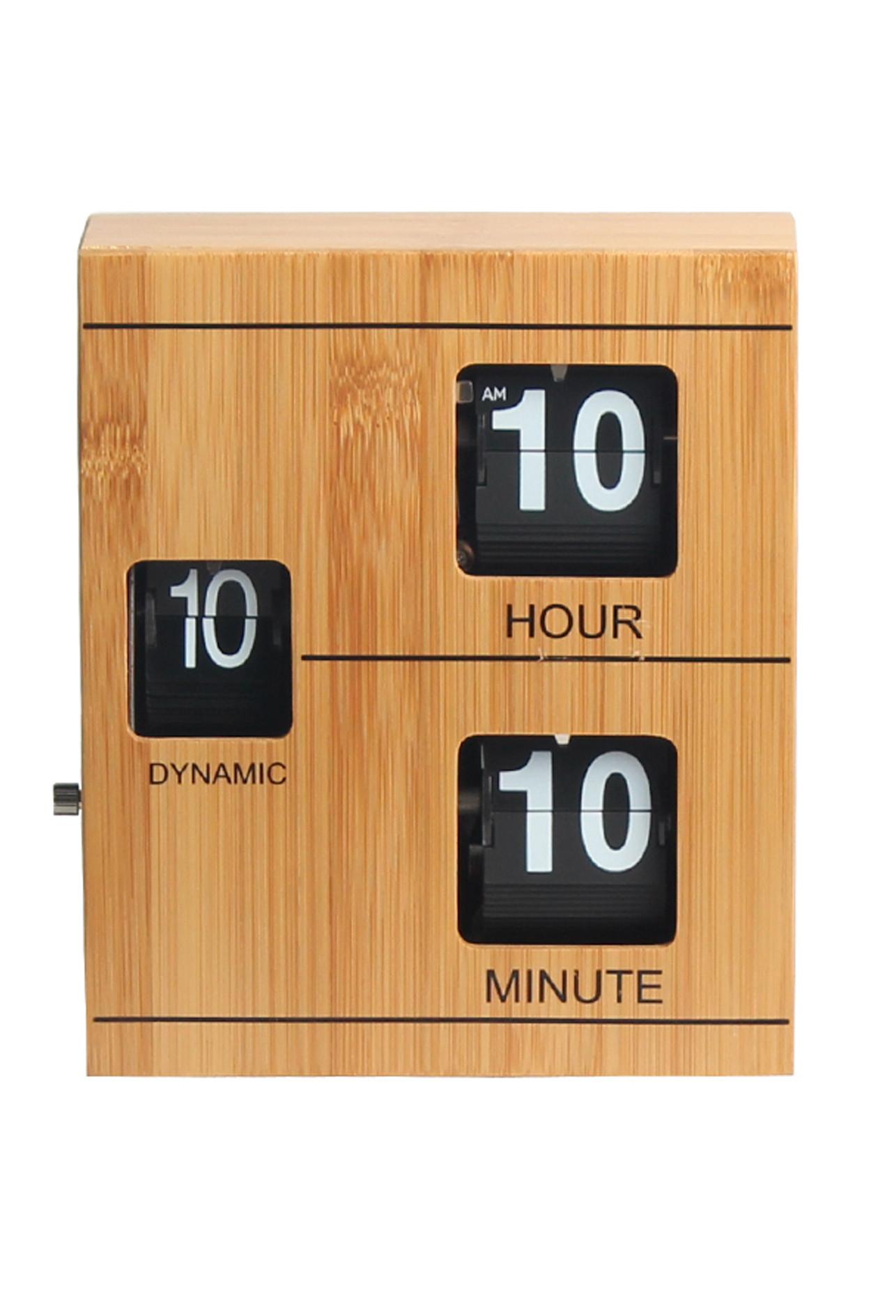 Перекидные часы Book-shape Flip Clock (17×6×20 см)