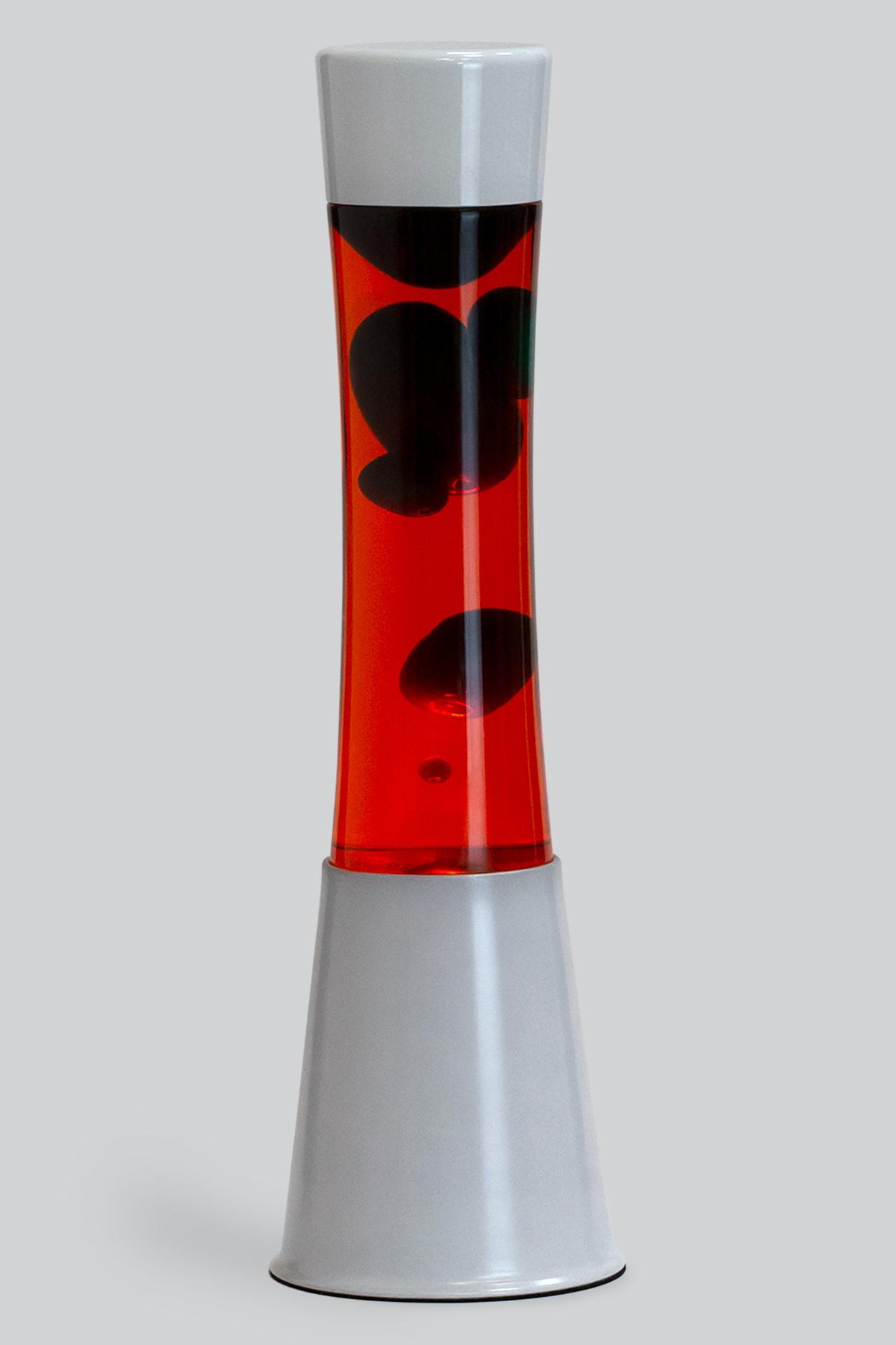 Лава-лампа 39см CG Зеленая/Красная (White)