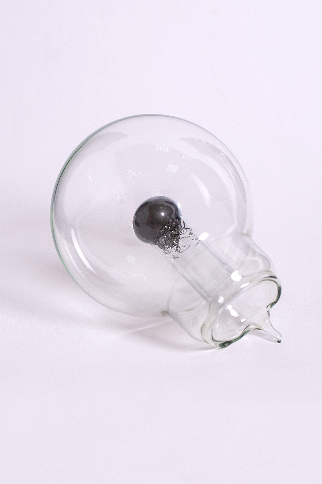 Плазменный шар для шоу с катушкой Тесла 10 см