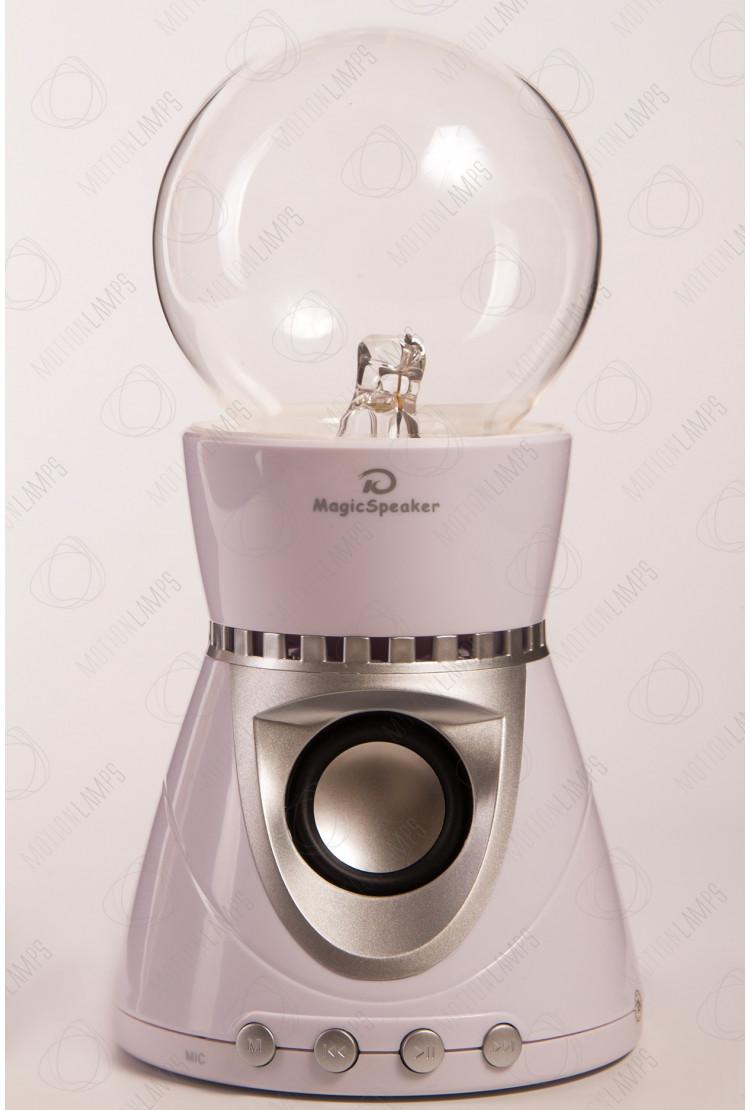 Bluetooth-колонка плазменный шар Тесла W/S (D -10см)