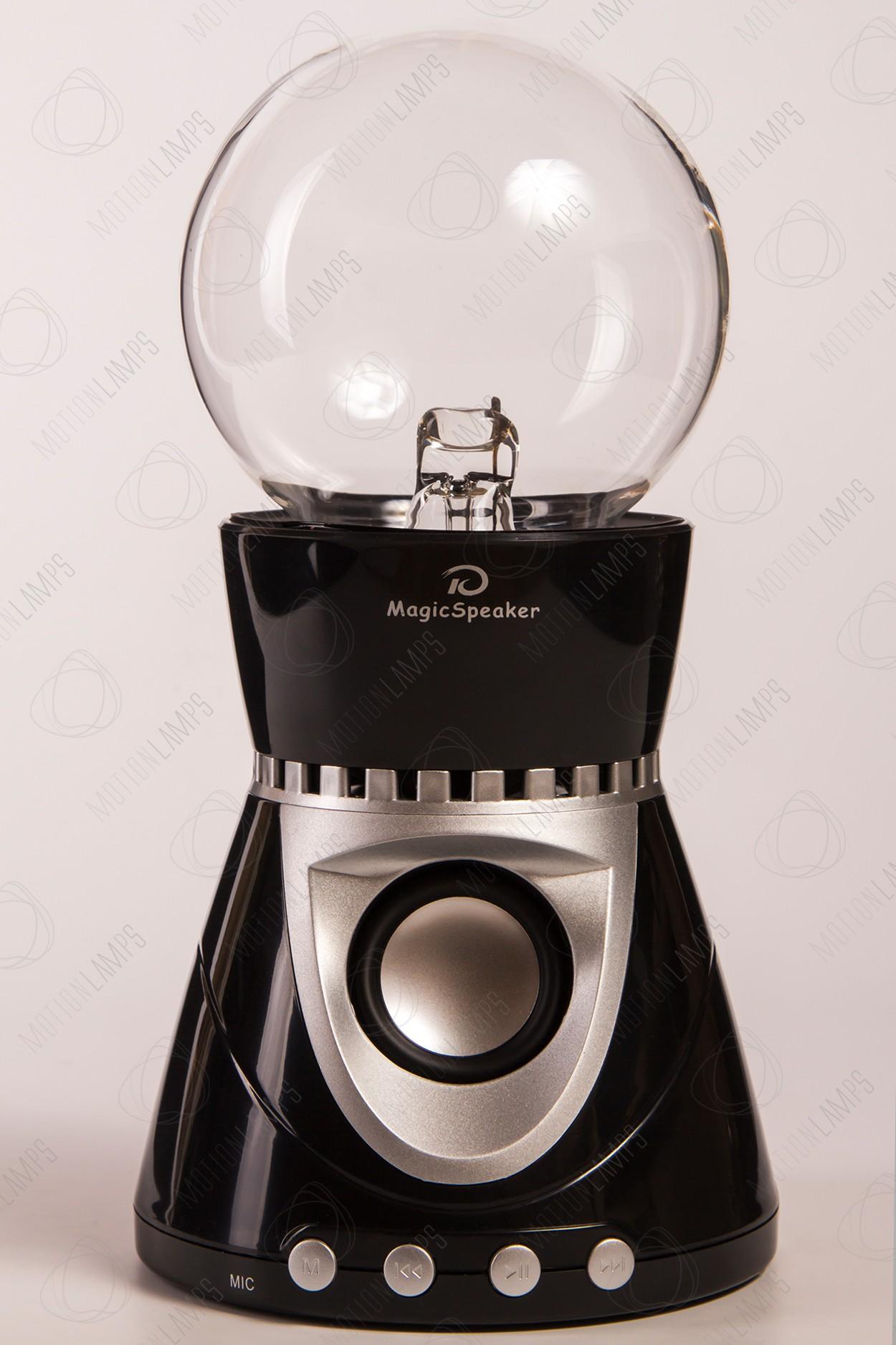 Bluetooth-колонка плазменный шар Тесла B/S (D -10см)