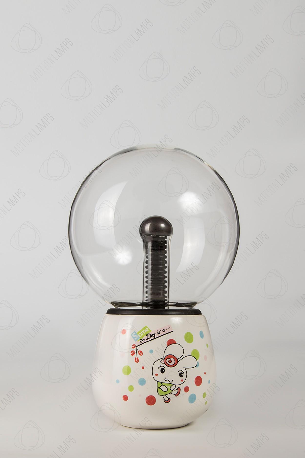 Керамический плазменный шар Тесла Rabbit (D -12см)