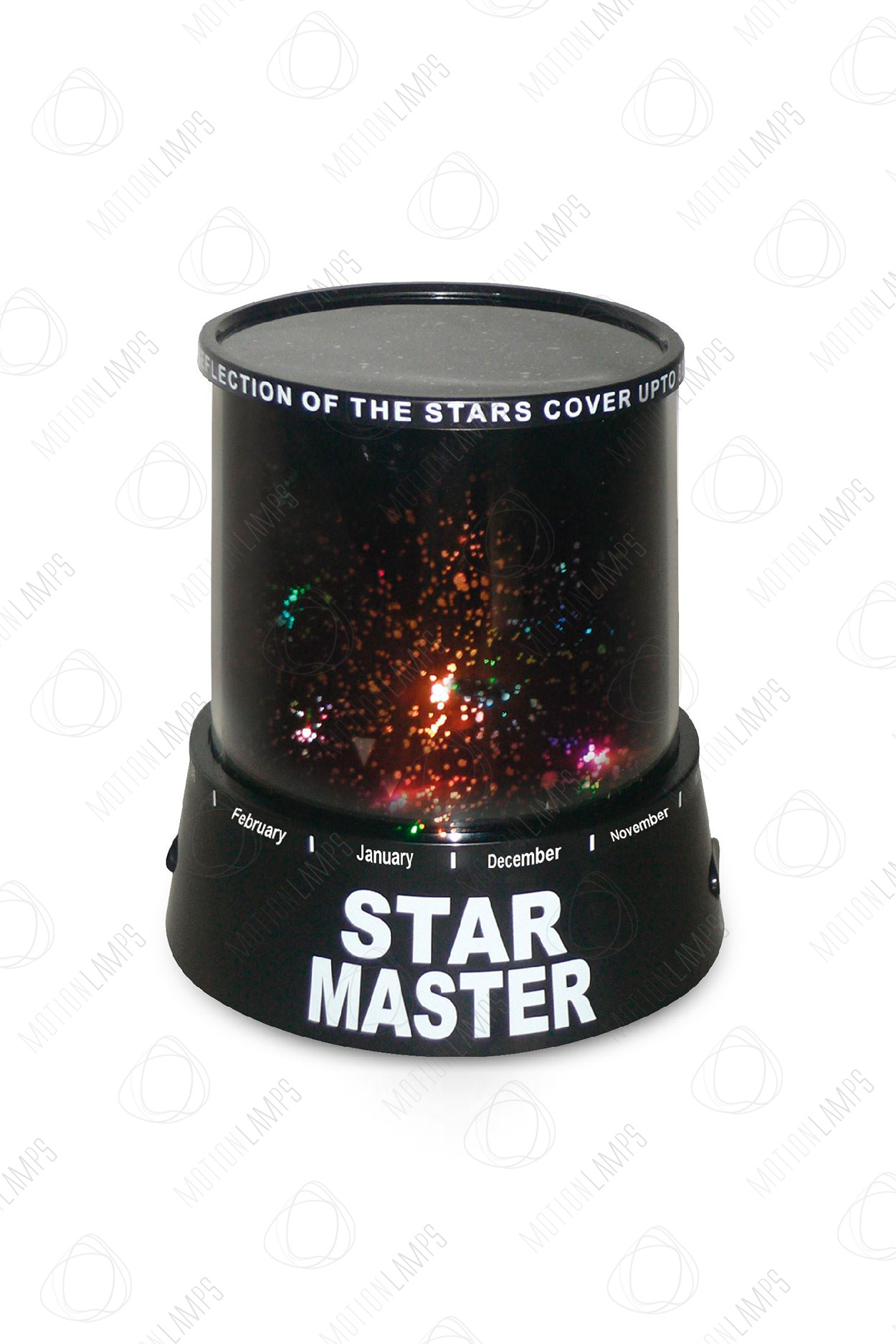 Ночник-проектор звездного неба «Star Master» (с адаптером) УЦЕНКА