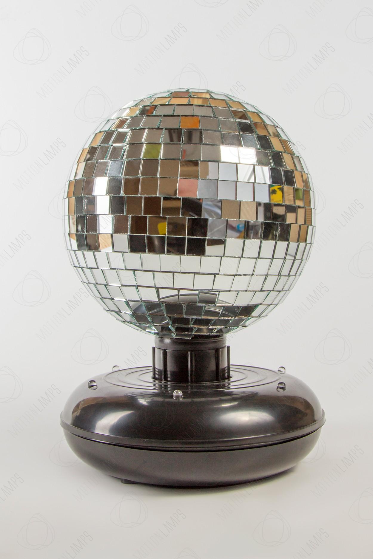 Зеркальный шар 15СМ на подставке