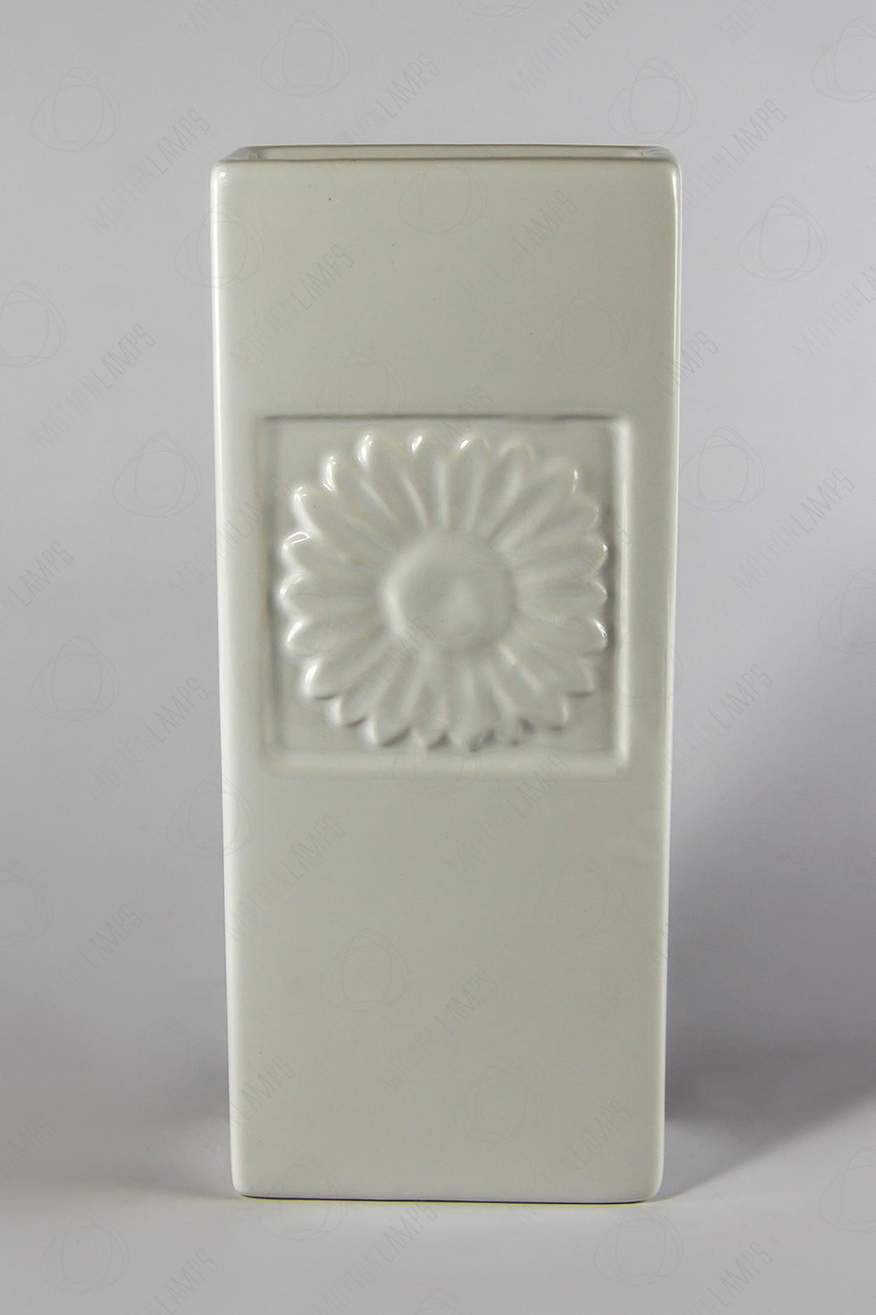 Керамический увлажнитель на батарею Цветок