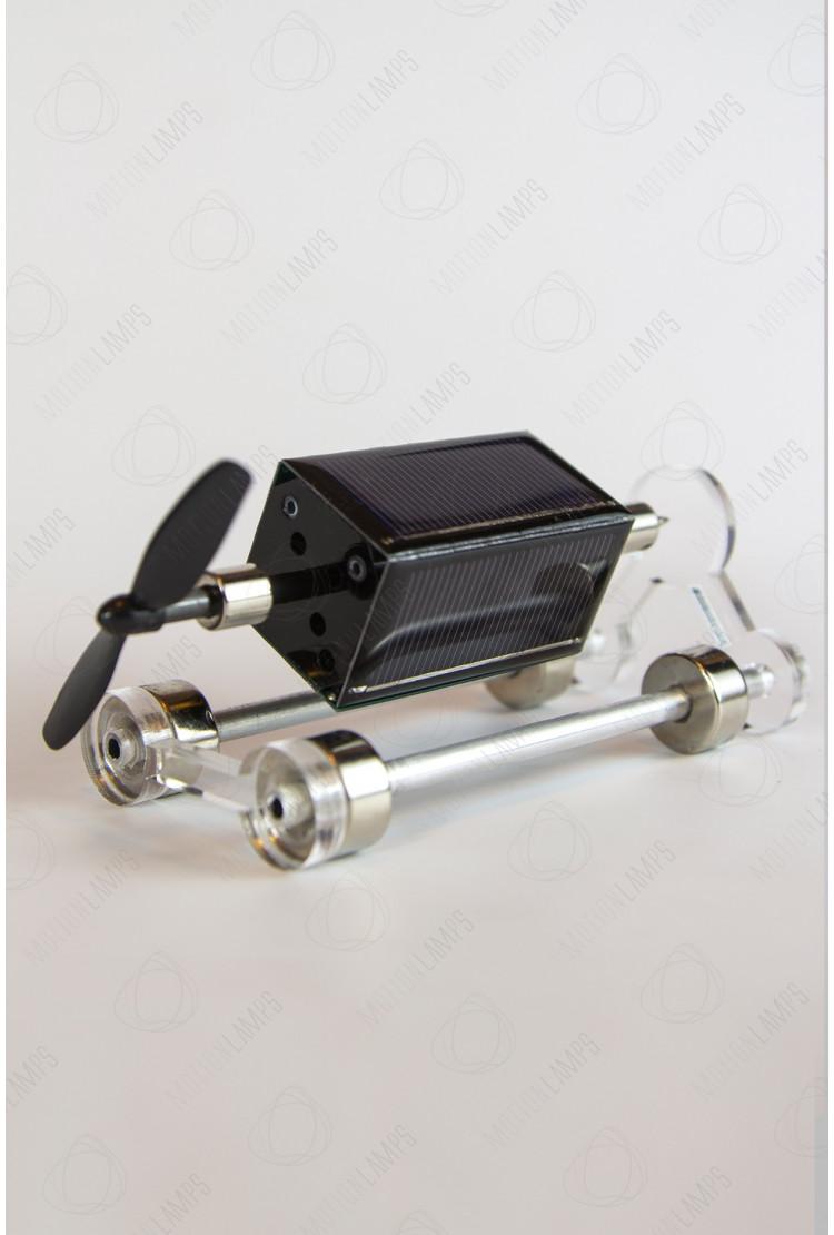 Мендосинский двигатель с лопостями (левитирующий) V3