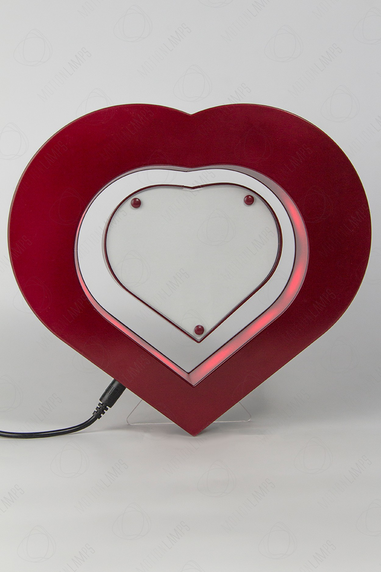 Левитирующая фото-рамка Сердце