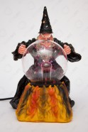 Электрический плазменный шар Тесла Волшебник (D -10см)