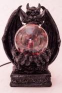 Электрический плазменный шар Тесла Горгулья (D - 8см)