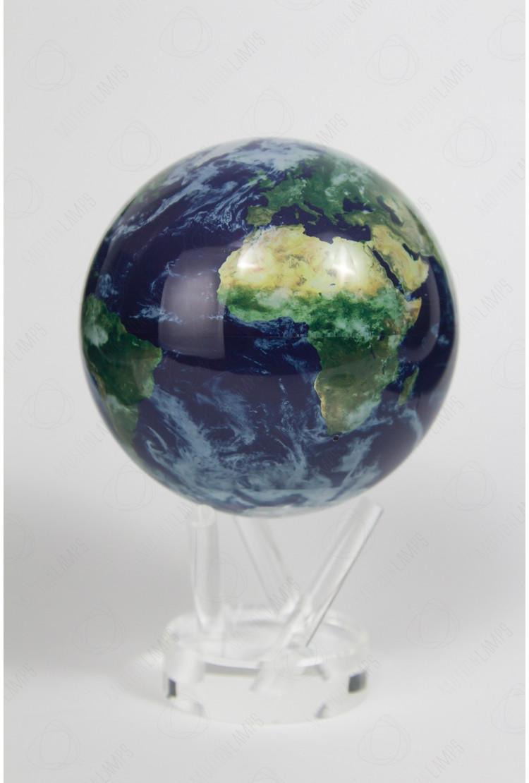 Глобус Mova Globe d12 Земля в облаках