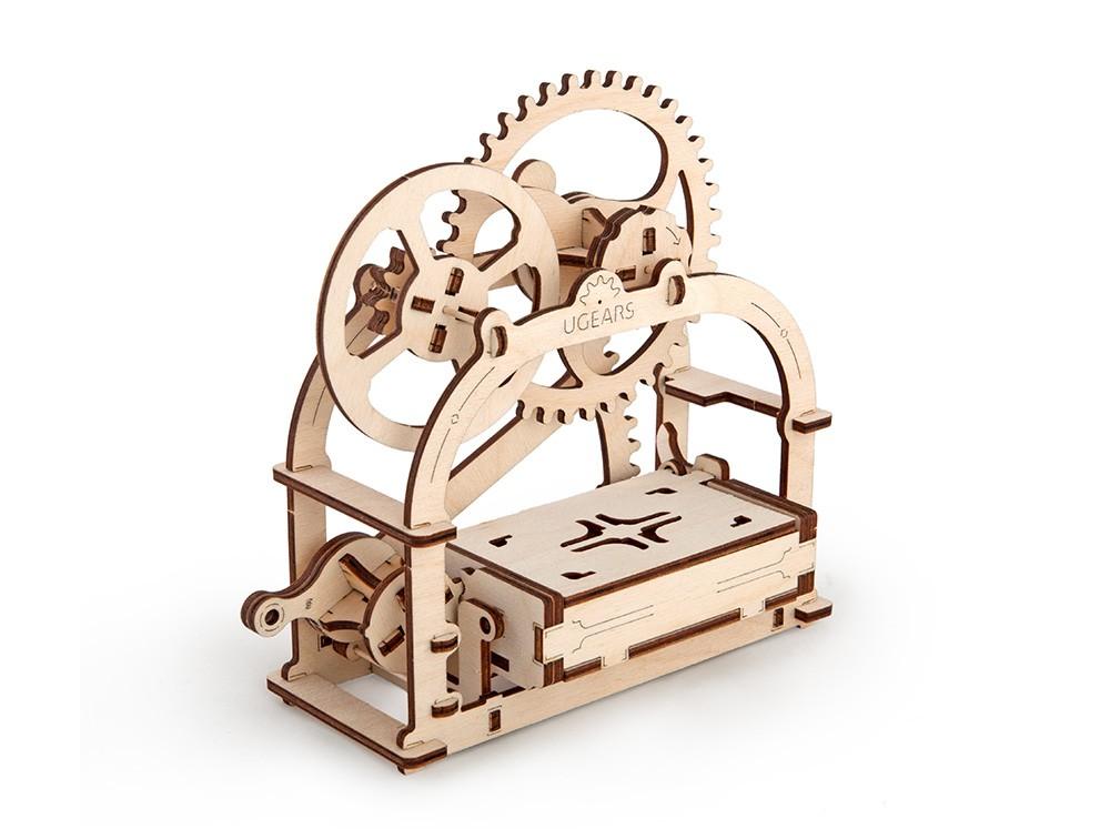 Сборная модель Ugears - Механическая шкатулка