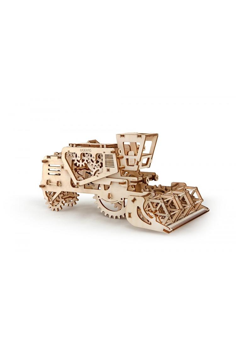 Деревянный конструктор Ugears - Пневматический двигатель