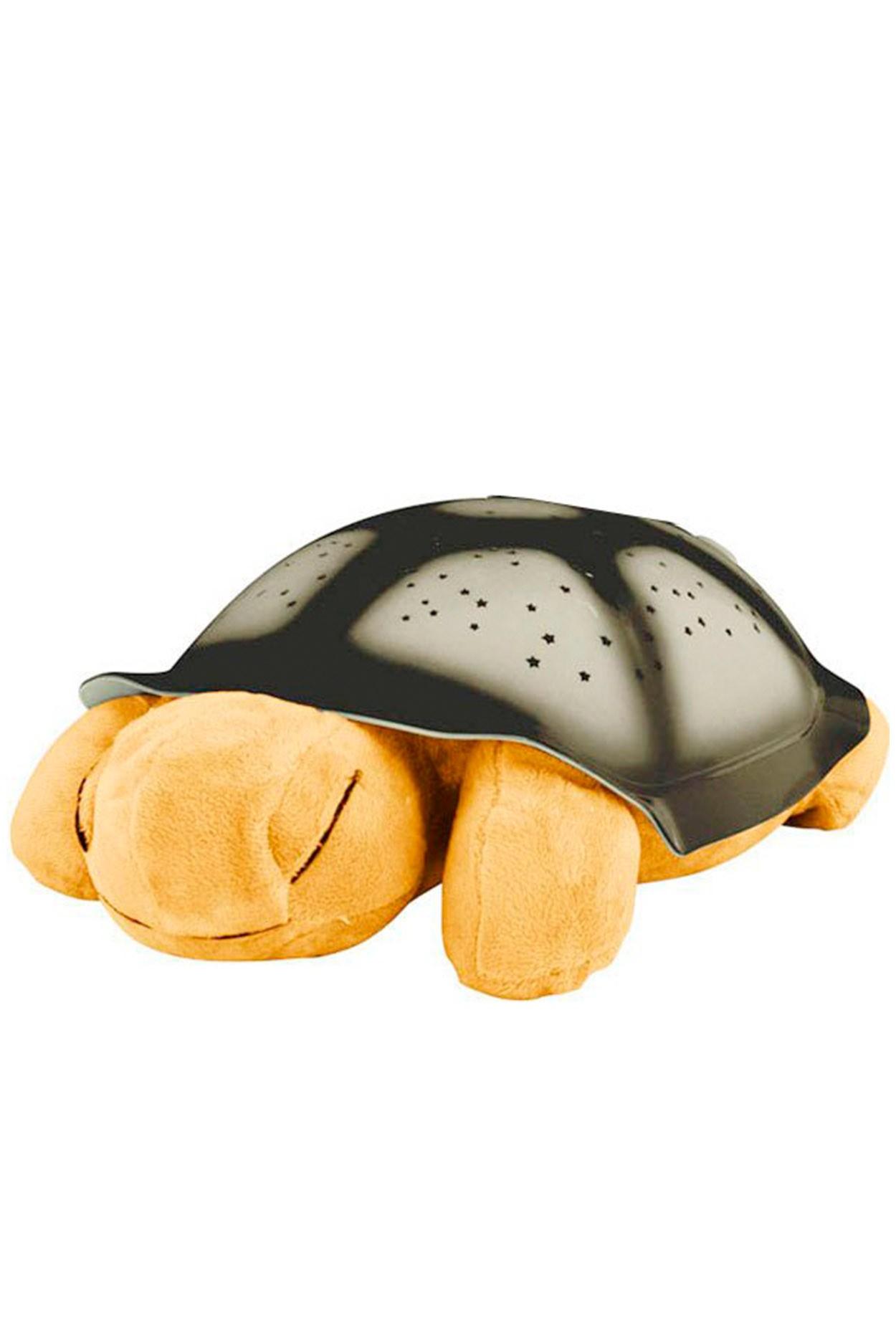 Ночник-проектор Черепаха (бежевая)