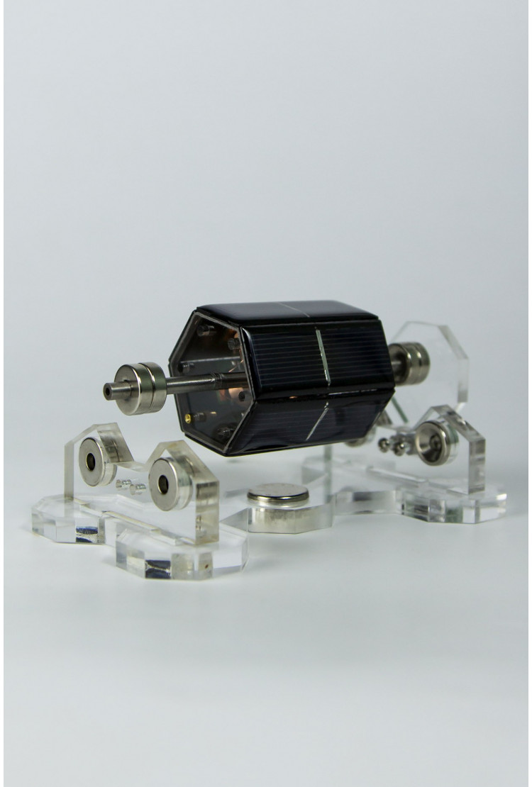 Мендосинский мотор на 6 панелей