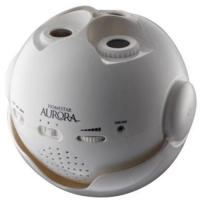 """Домашний планетарий """"HomeStar Aurora Alaska"""" белый"""