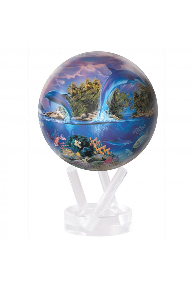 Глобус Mova Globe d12 Морская жизнь