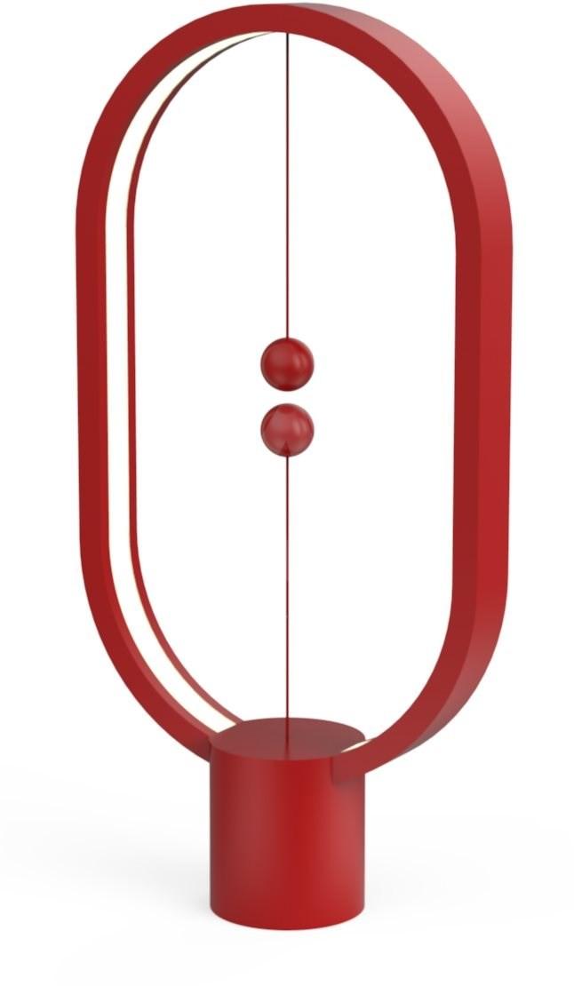 Настольная лампа Heng balance  (красная)