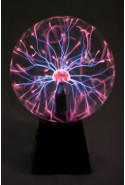 Светильник магический плазменный шар (D - 20см)