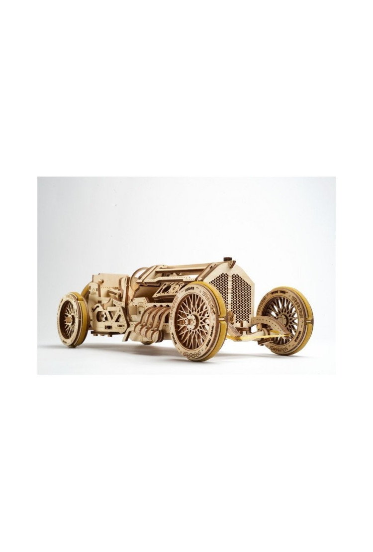Конструктор 3D-пазл Ugears Перрон